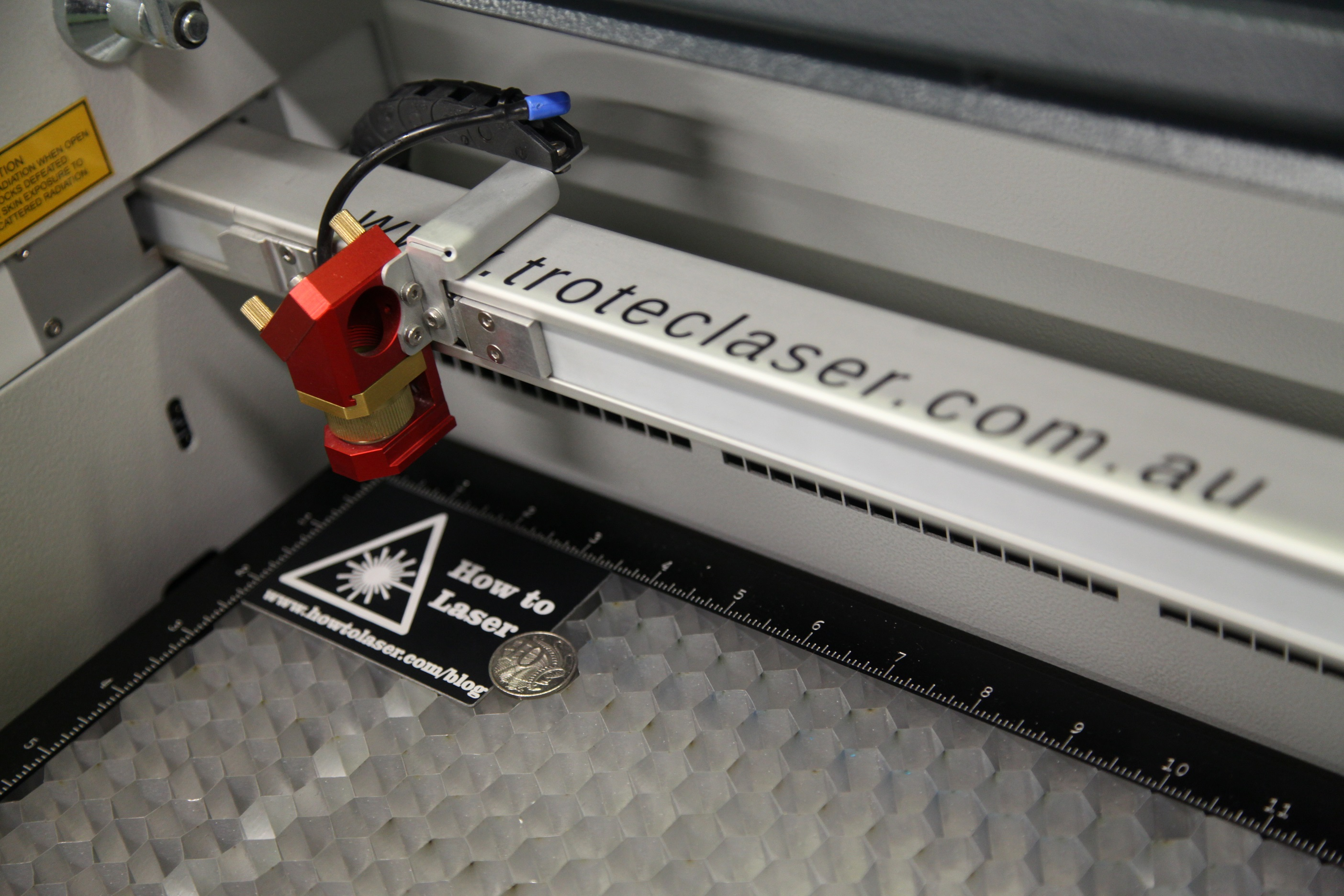 Anodized Aluminium Engraving